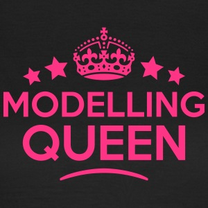 modelling queen keep calm style WOMENS T-SHIRT - Women's T-Shirt