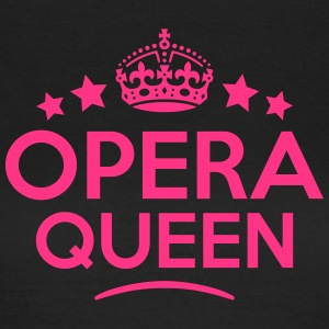 opera queen keep calm style WOMENS T-SHIRT - Women's T-Shirt