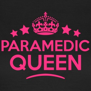 paramedic queen keep calm style WOMENS T-SHIRT - Women's T-Shirt