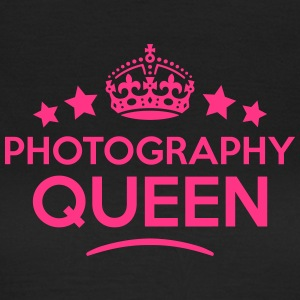 photography queen keep calm style WOMENS T-SHIRT - Women's T-Shirt