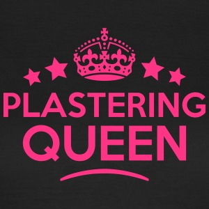 plastering queen keep calm style WOMENS T-SHIRT - Women's T-Shirt