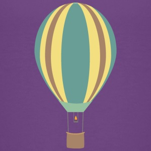 Colourful hot-air balloon Shirts - Teenage Premium T-Shirt