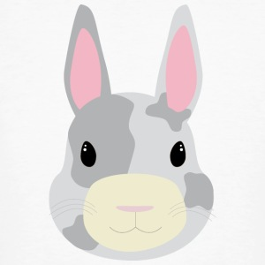 Spotted rabbit T-Shirts - Men's Organic T-shirt