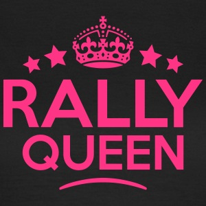 rally queen keep calm style WOMENS T-SHIRT - Women's T-Shirt