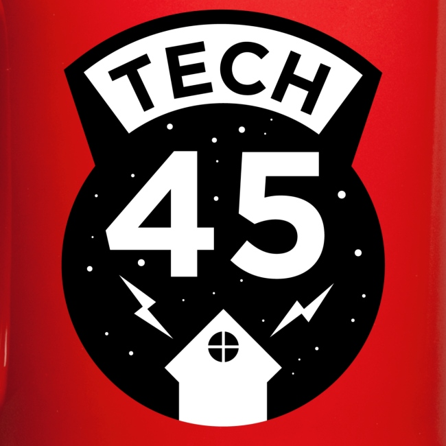 Tech45 logo-mok