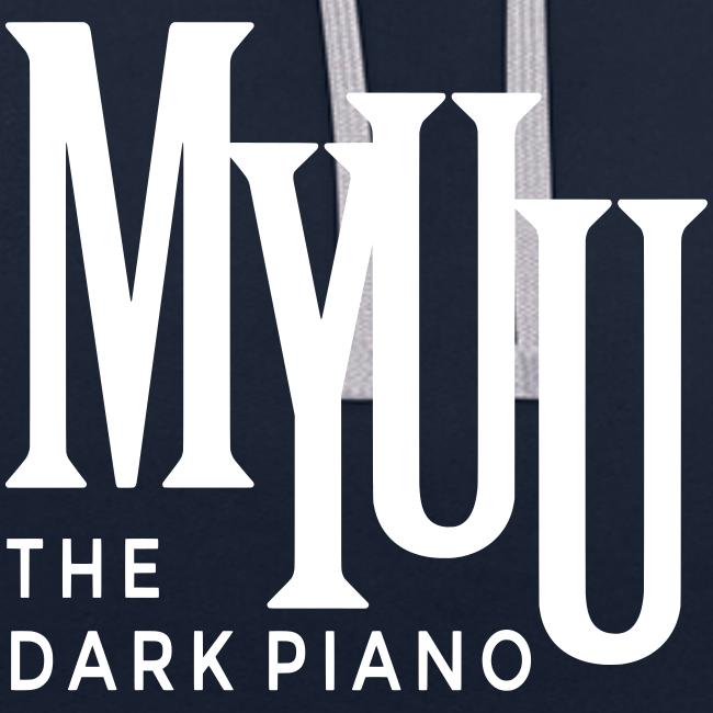 Hoodie Dark Piano
