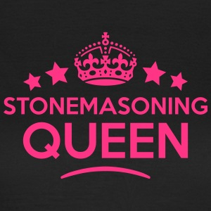 stonemasoning queen keep calm style WOMENS T-SHIRT - Women's T-Shirt