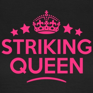 striking queen keep calm style WOMENS T-SHIRT - Women's T-Shirt