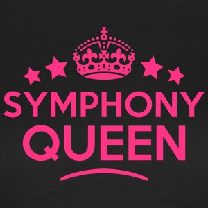 symphony queen keep calm style WOMENS T-SHIRT - Women's T-Shirt