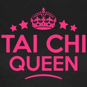 tai chi queen keep calm style WOMENS T-SHIRT - Women's T-Shirt