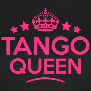 tango queen keep calm style WOMENS T-SHIRT - Women's T-Shirt
