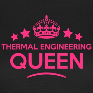 thermal engineering queen keep calm styl WOMENS T- - Women's T-Shirt