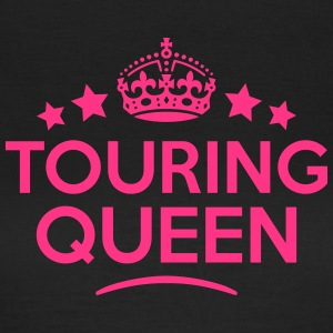touring queen keep calm style WOMENS T-SHIRT - Women's T-Shirt