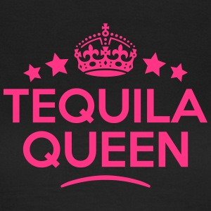 tequila queen keep calm style WOMENS T-SHIRT - Women's T-Shirt
