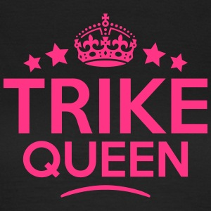 trike queen keep calm style WOMENS T-SHIRT - Women's T-Shirt