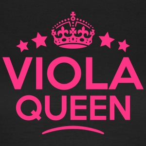 viola queen keep calm style WOMENS T-SHIRT - Women's T-Shirt