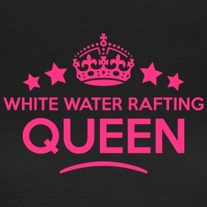 white water rafting queen keep calm styl WOMENS T- - Women's T-Shirt