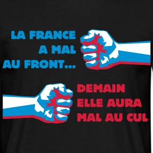 Politique, Front National, Élection - T-shirt Homme