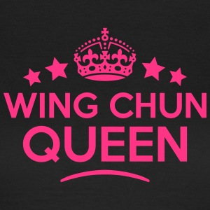wing chun queen keep calm style WOMENS T-SHIRT - Women's T-Shirt
