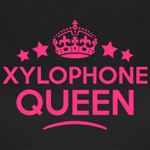 xylophone queen keep calm style WOMENS T-SHIRT - Women's T-Shirt