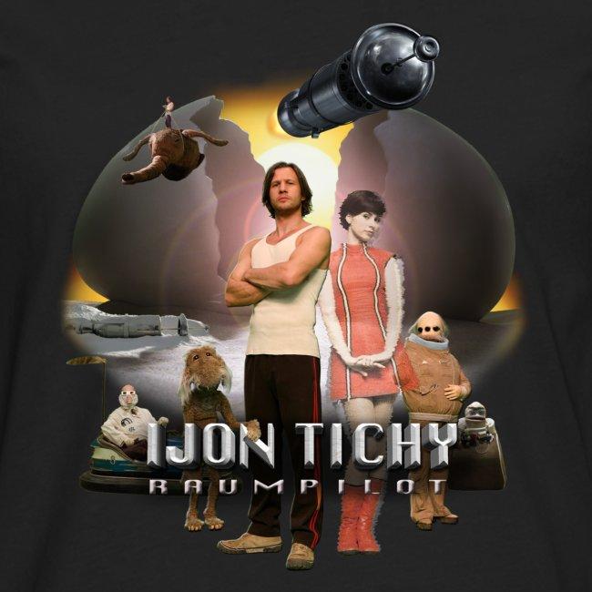 Ijon Tichy: Raumpilot Männer Langarmshirt