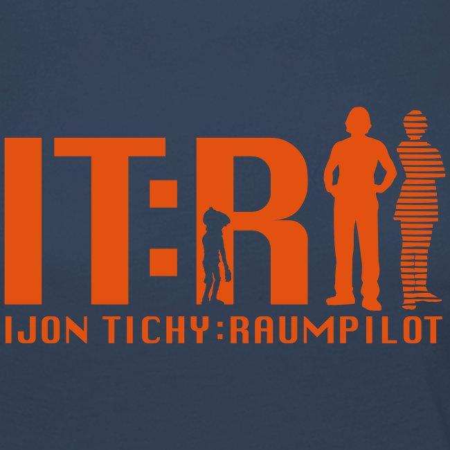 Ijon Tichy: Raumpilot Frauen Langarmshirt