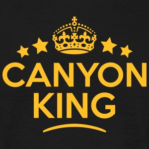 canyon king keep calm style crown stars T-SHIRT - Men's T-Shirt