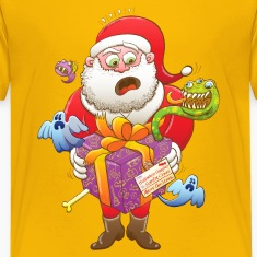 A Christmas Gift from Halloween Creepies to Santa Shirts