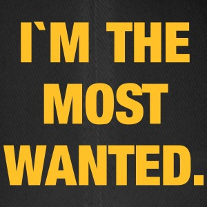 I`m the most wanted Kepsar & mössor - Flexfit basebollkeps