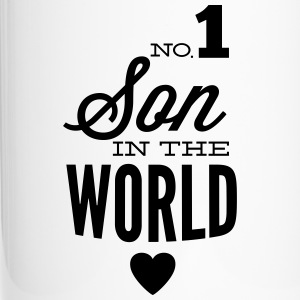 no1 son of the world Bouteilles et Tasses - Mug thermos