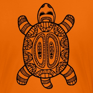turtle shirt - Frauen Premium T-Shirt