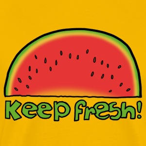 keep fresh - Männer Premium T-Shirt