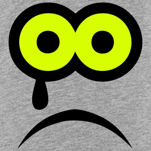 Smiley sad depression Shirts - Kids' Premium T-Shirt