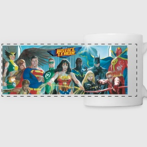 Justice League grupper mugg - Panoramamugg