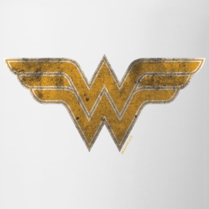 Justice League Wonder Woman Logo Tasse - Tasse