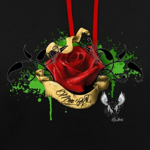 Sweat Rose M-A - Sweat-shirt contraste