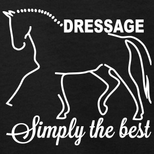 Dressage - simply the best Sweaters - Mannen Premium hoodie