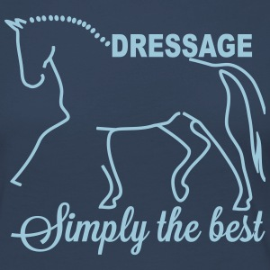 Dressage - simply the best Langarmshirts - Frauen Premium Langarmshirt