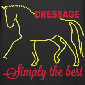 Dressage - simply the best Hoodies & Sweatshirts - Women's Premium Hoodie