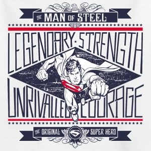 Superman Legendary Strength børne T-shirt - Børne-T-shirt