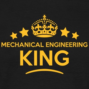 mechanical engineering king keep calm st T-SHIRT - Men's T-Shirt