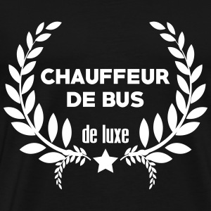 Bus / Conducteur / Chauffeur / Machiniste / Car Tee shirts - T-shirt Premium Homme