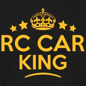 rc car king keep calm style crown stars T-SHIRT - Men's T-Shirt