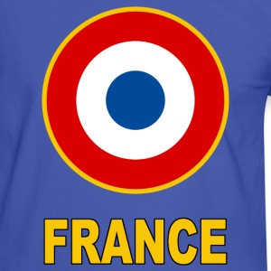 Cocarde France Tee shirts - T-shirt contraste Homme