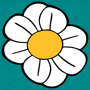 daisy flower buttercup daisy T-Shirts - Men's T-Shirt