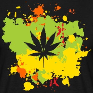 Cannabis T-shirts - Mannen T-shirt