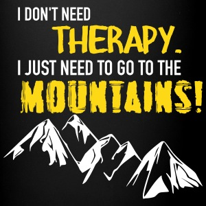Therapy Mountains Mugs & Drinkware - Full Colour Mug