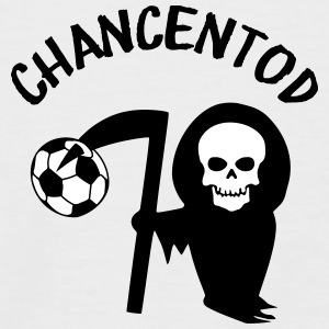 Chancentod T-Shirts - Männer Baseball-T-Shirt