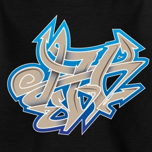 Graffiti Wildstyle Tee shirts - T-shirt Enfant