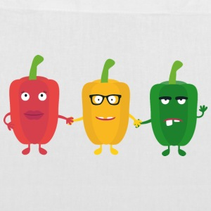 Three peppers Bags & Backpacks - Tote Bag
